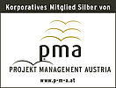 Eine pma/IPMA® Zertifizierung erfolgt durch den Kooperationspartner pma - Projekt Management Austria.